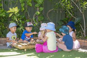 Montessori kindergarten Sydney east